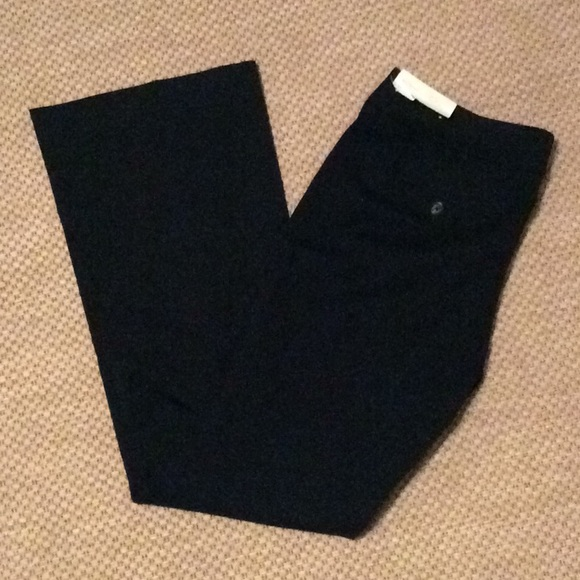 LOFT Pants - New Loft Marisa fit black pants, size 10